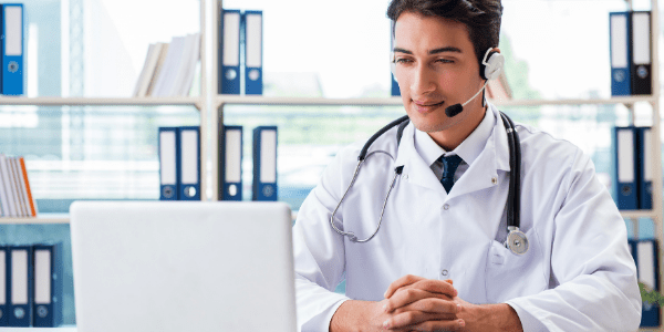 """Looking Ahead: The Bright Future of Healthcare """"Telehealth"""""""