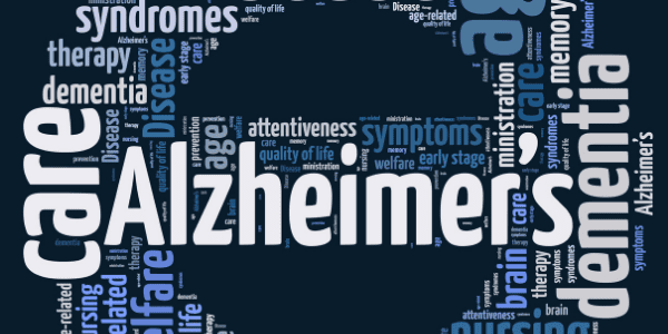 Alzheimer's care related text